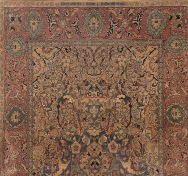 The World's Finest Hand Knotted Carpet