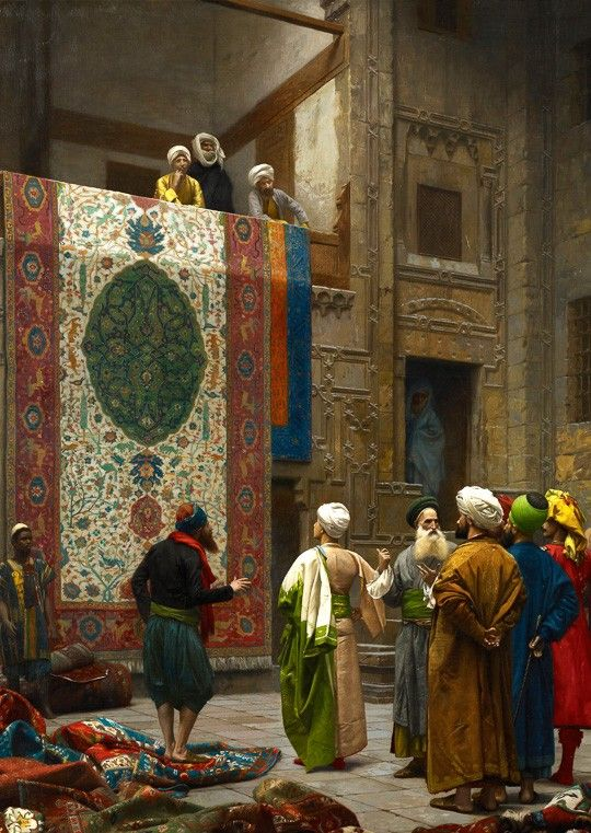 Evolution of Carpets Narrates a Timeless Tale of Handmade Artistry !