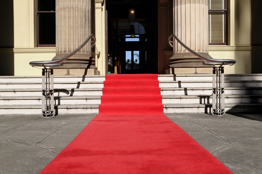 The Truth behind the Glamorous Red Carpet