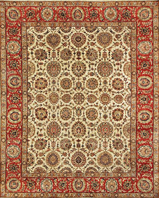 hand knotted persian carpets Delhi