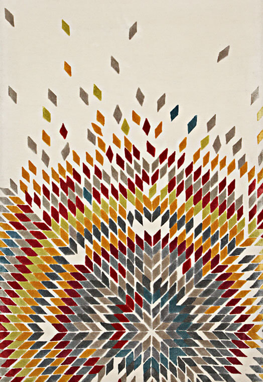 ivory colour designer carpets mumbai Ivory Multi Carpets & Rugs