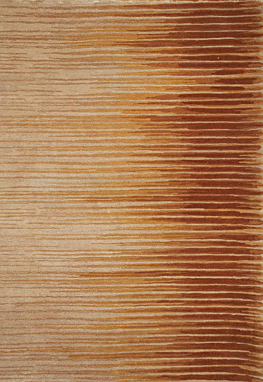 Tranquill rust designer carpet shops in Mumbai Rust Beige Carpets & Rugs