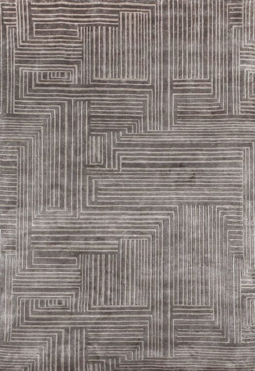handtufted custom made carpets & rugs in Bengaluru Taupe Carpets & Rugs