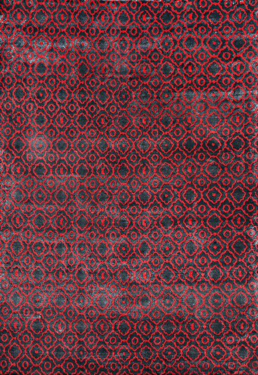 Red black custom  made carprts store chennai Red & Black Carpets & Rugs
