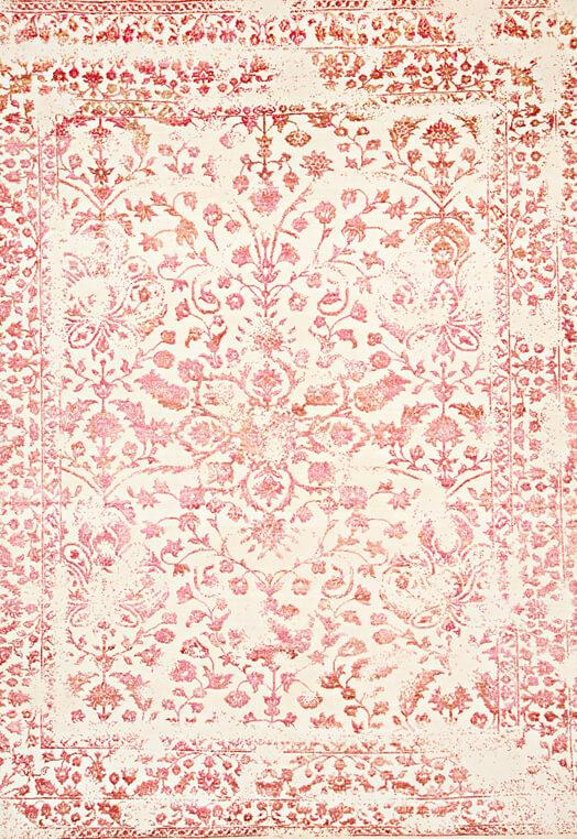 floral pattern handmade carpets kolkota