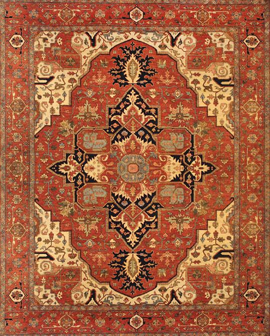 persian rug store Bengaluru-P-36201 Multi Carpets & Rugs