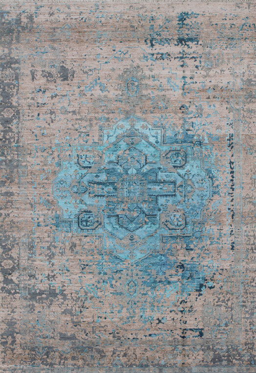 handknotted carpets