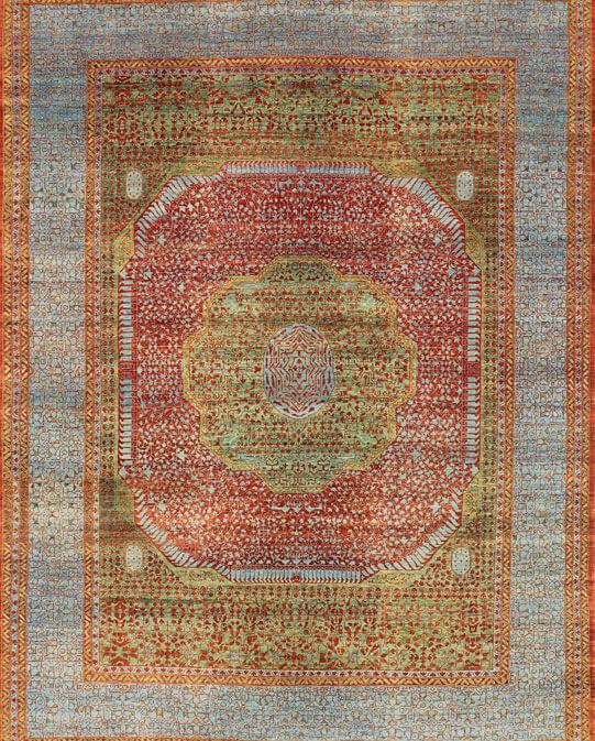 persian handmade rugs and carpets Bengaluru Multi Carpets & Rugs