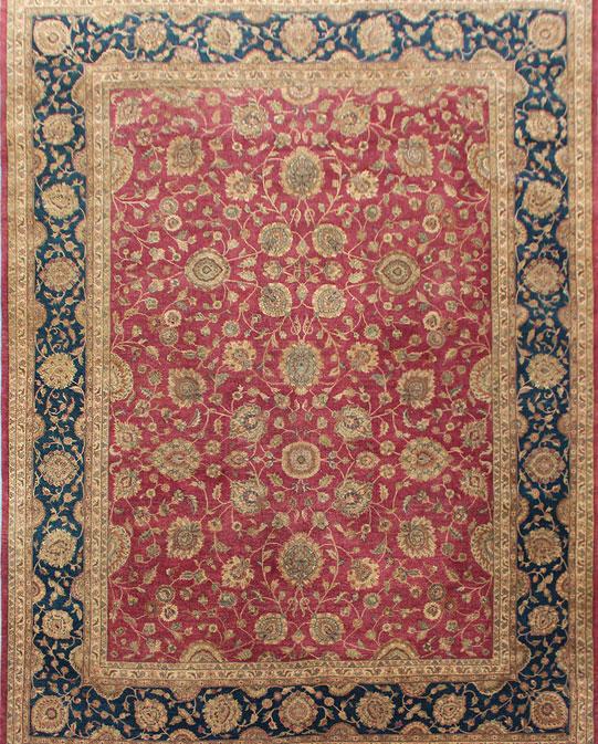 Shah Abbas Multi Carpets & Rugs