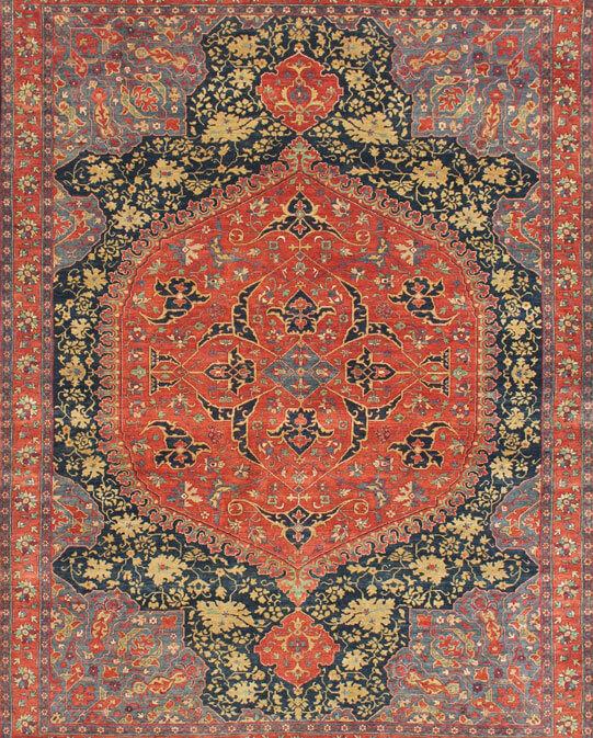 P-457 Multi Carpets & Rugs
