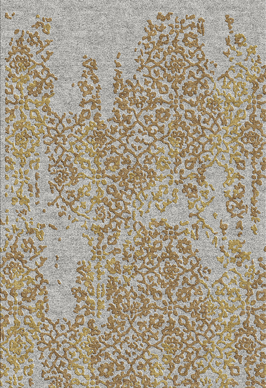 Lucerne Grey Gold Carpets & Rugs