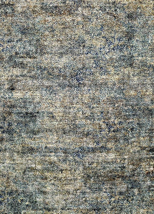 Quartz Blue Blue  Carpets & Rugs