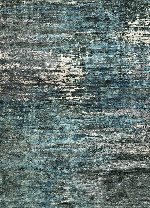 Zircon Teal Teal Carpets & Rugs