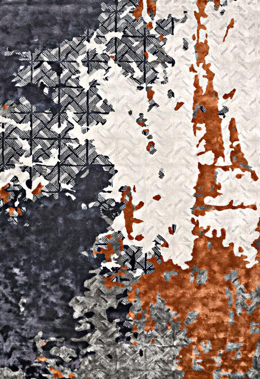 Delta Rust Rust Carpets & Rugs