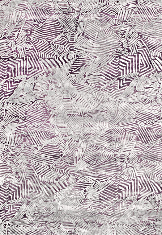 Levee Mauve Mauve Carpets & Rugs
