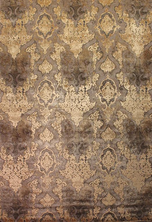 Alluriana Grey Beige Grey Beige Carpets & Rugs