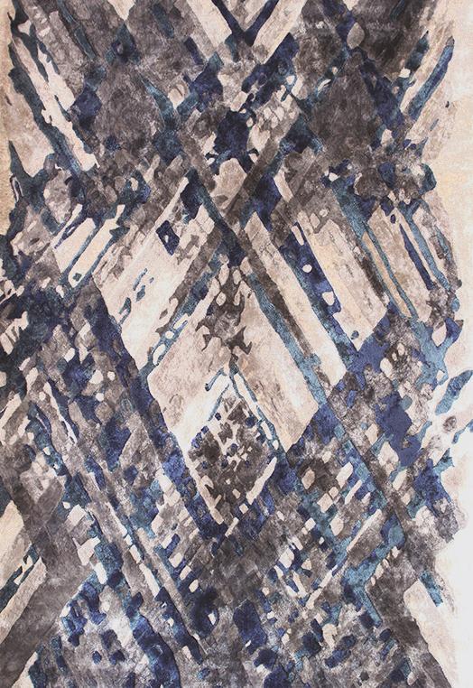 Argyle Blue Blue Carpets & Rugs