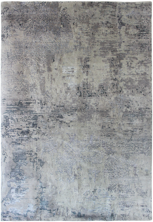 P 1805 Grey Taupe Carpets & Rugs