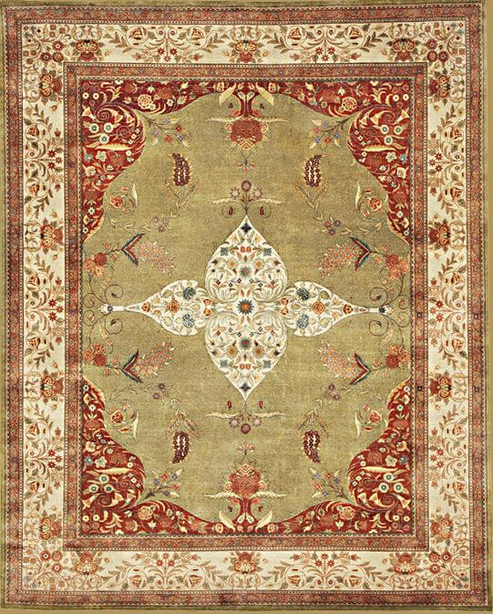 P-26993 Multi Carpets & Rugs