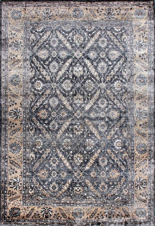 RUHETTA Grey Carpets & Rugs
