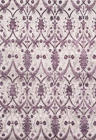 Nadarah Mauve Carpets & Rugs