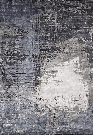 Atia Grey Blue Carpets & Rugs