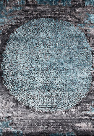 Marquise Teal Carpets & Rugs