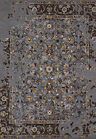 Sahara Grey Gold Carpets & Rugs