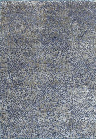 CHAOS Blue  Carpets & Rugs