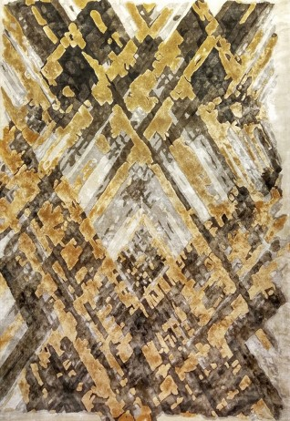 Argyle Gold Carpets & Rugs