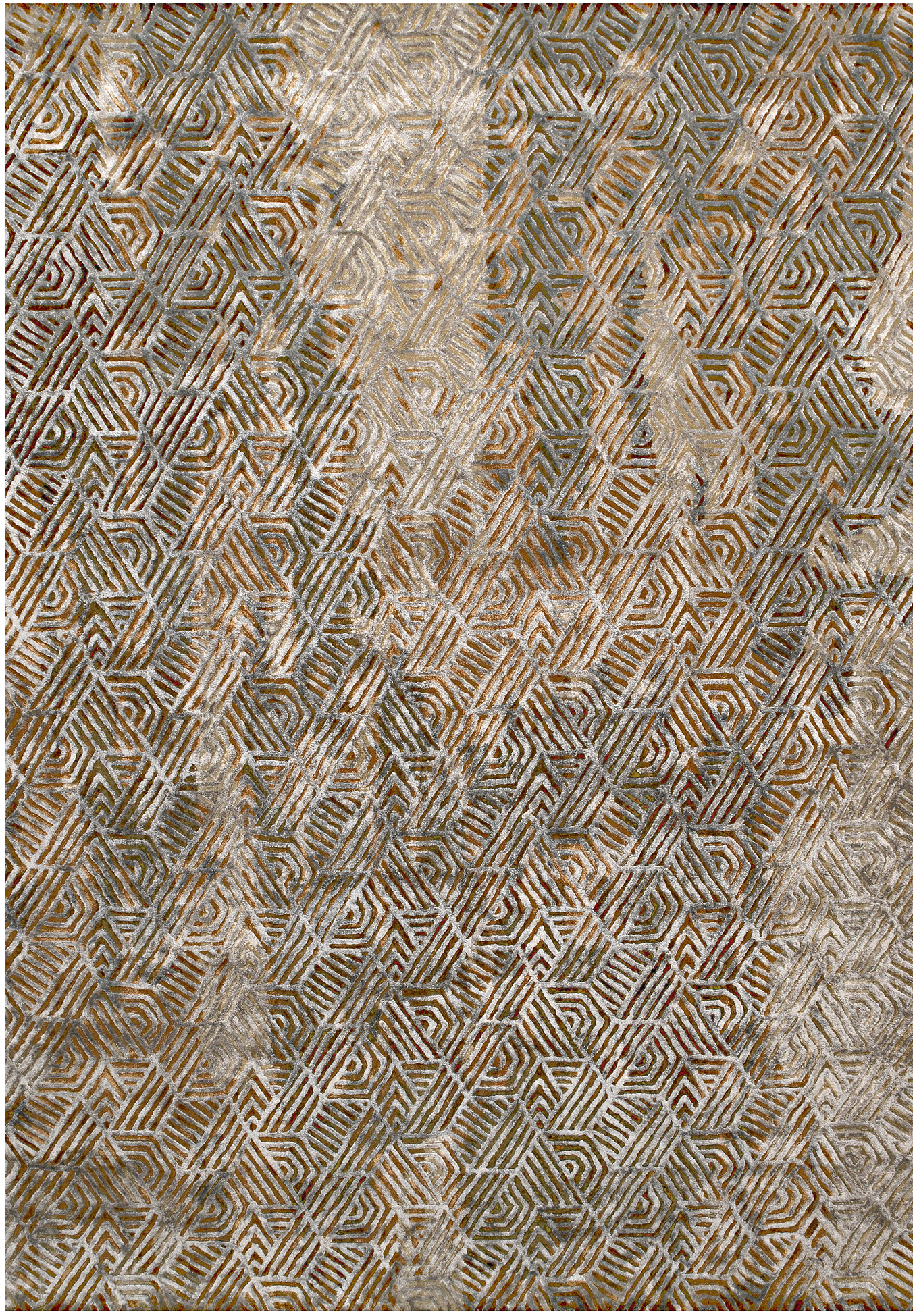 Arroyo Copper Charcoal Carpets & Rugs