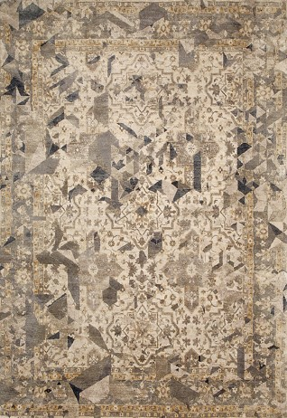 Elixir Grey Beige Carpets & Rugs