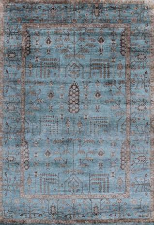 MARGITA Blue  Carpets & Rugs