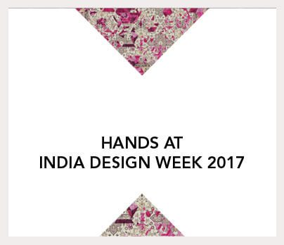 Hands at India Design ID 2017