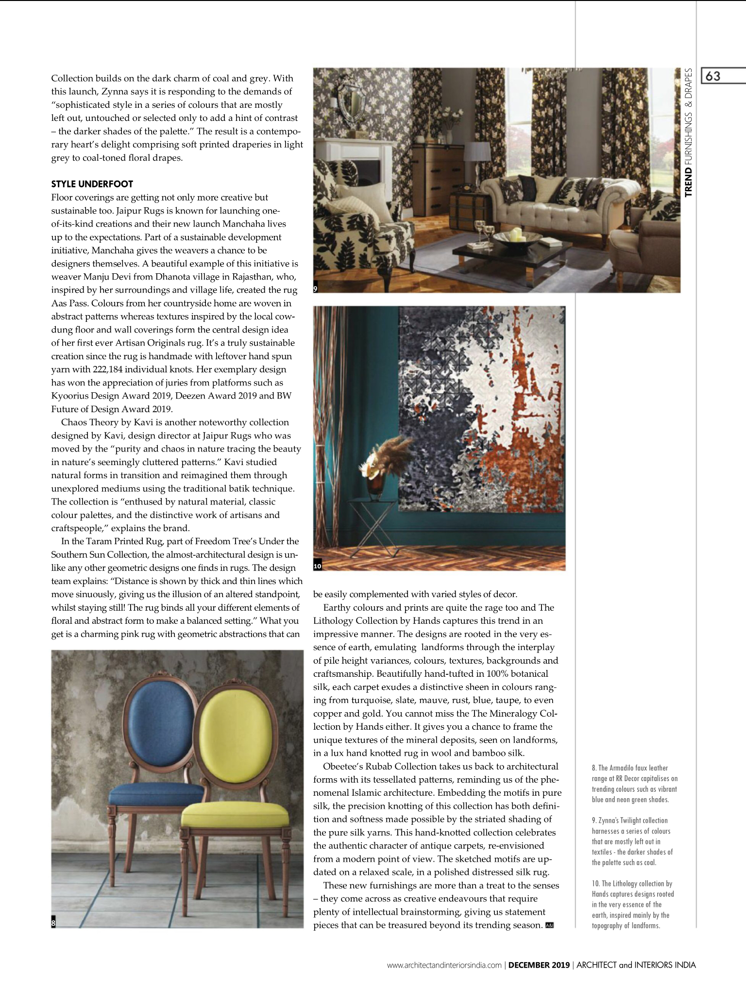Hands Architects & Interiors India December 2019 2