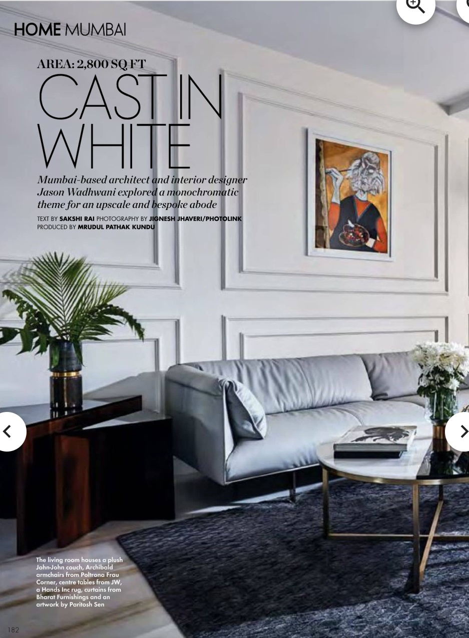 Elle Decor Hands 1 June July 2019