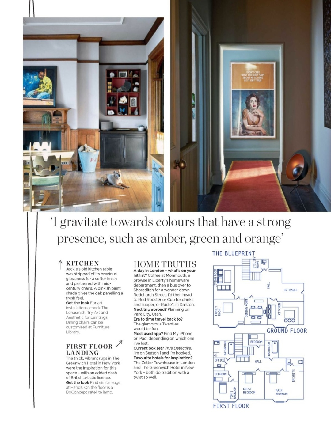Press Coverage - Hands - Living etc August 2018