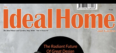 The Ideal Home And Garden Cover - May 2020