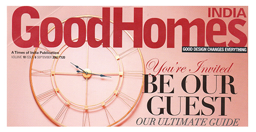 Good Homes Magazine September 2017 - 1