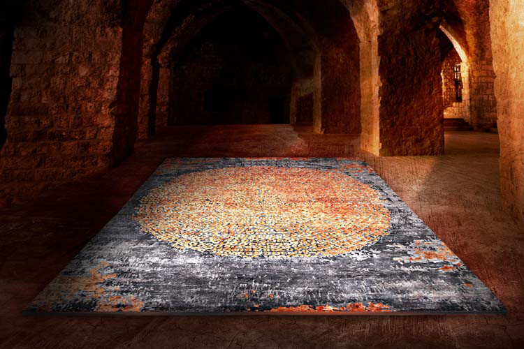 handmade persian silk rugs & carpets